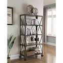 Coaster Accent Cabinets Bookcase - Item Number: 802576