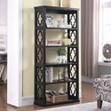 Fine Furniture Accent Cabinets Bookcase - Item Number: 802577