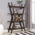 Coaster Accent Cabinets Bookcase - Item Number: 802659