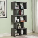 Coaster Accent Cabinets Bookcase - Item Number: 802666