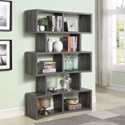 Coaster Accent Cabinets Bookcase - Item Number: 802669