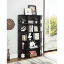 Coaster Accent Cabinets Bookcase - Item Number: 881075
