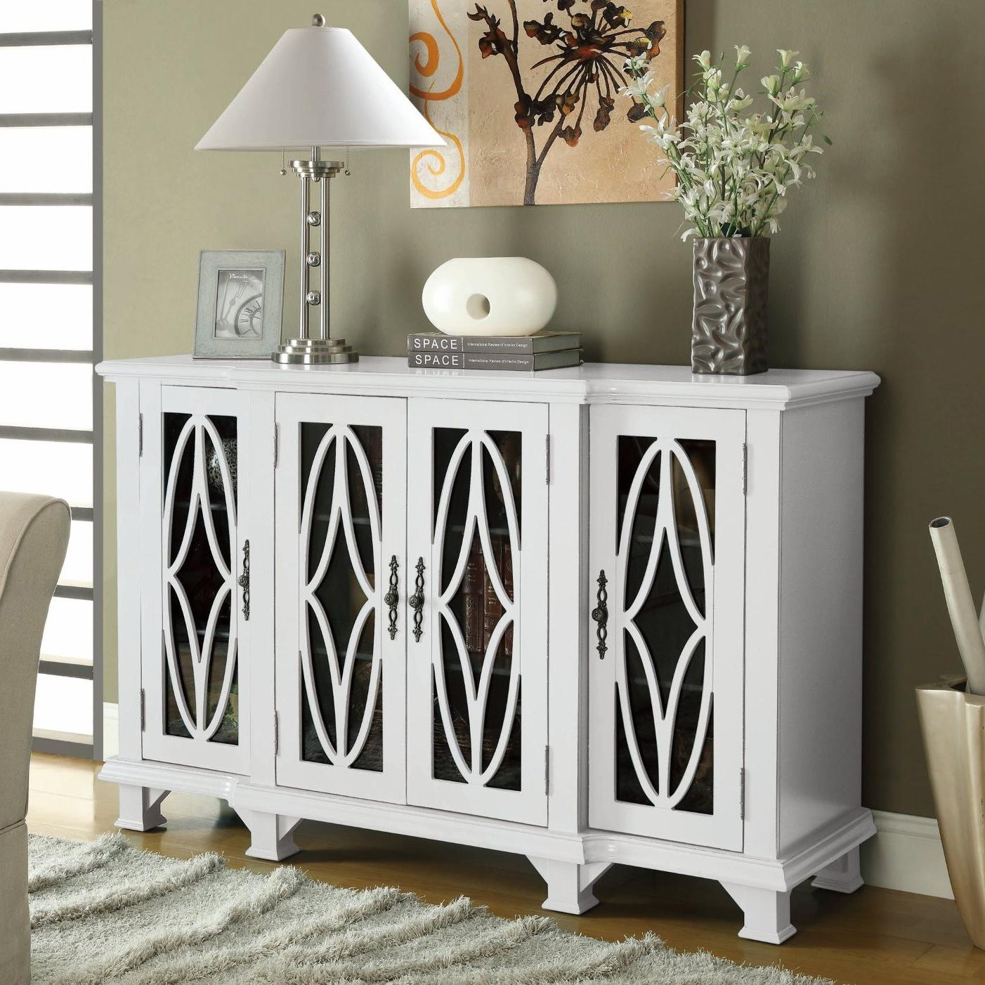 Coaster Accent Cabinets Cabinet - Item Number: 950265