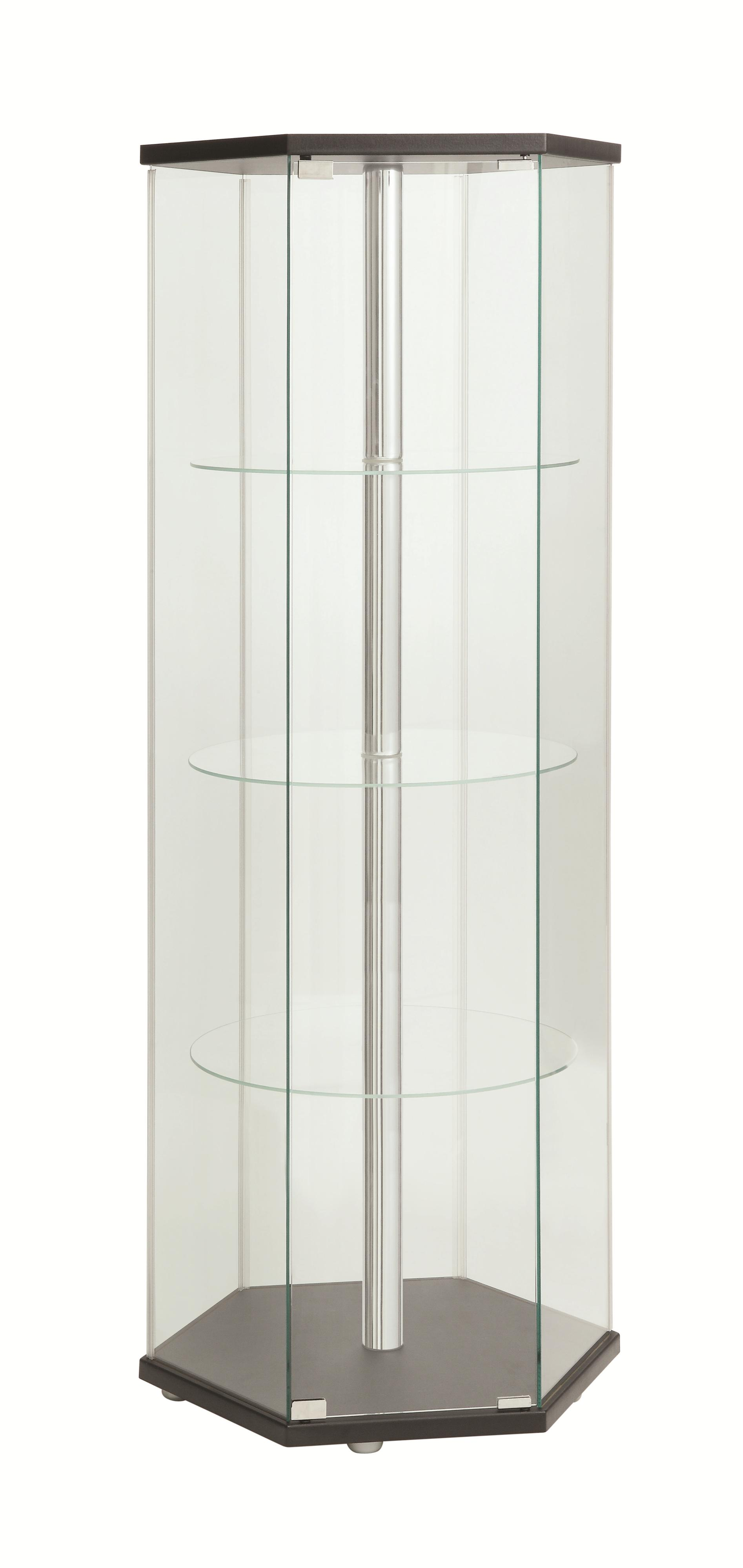 Coaster Accent Cabinets Curio Cabinet - Item Number: 950276