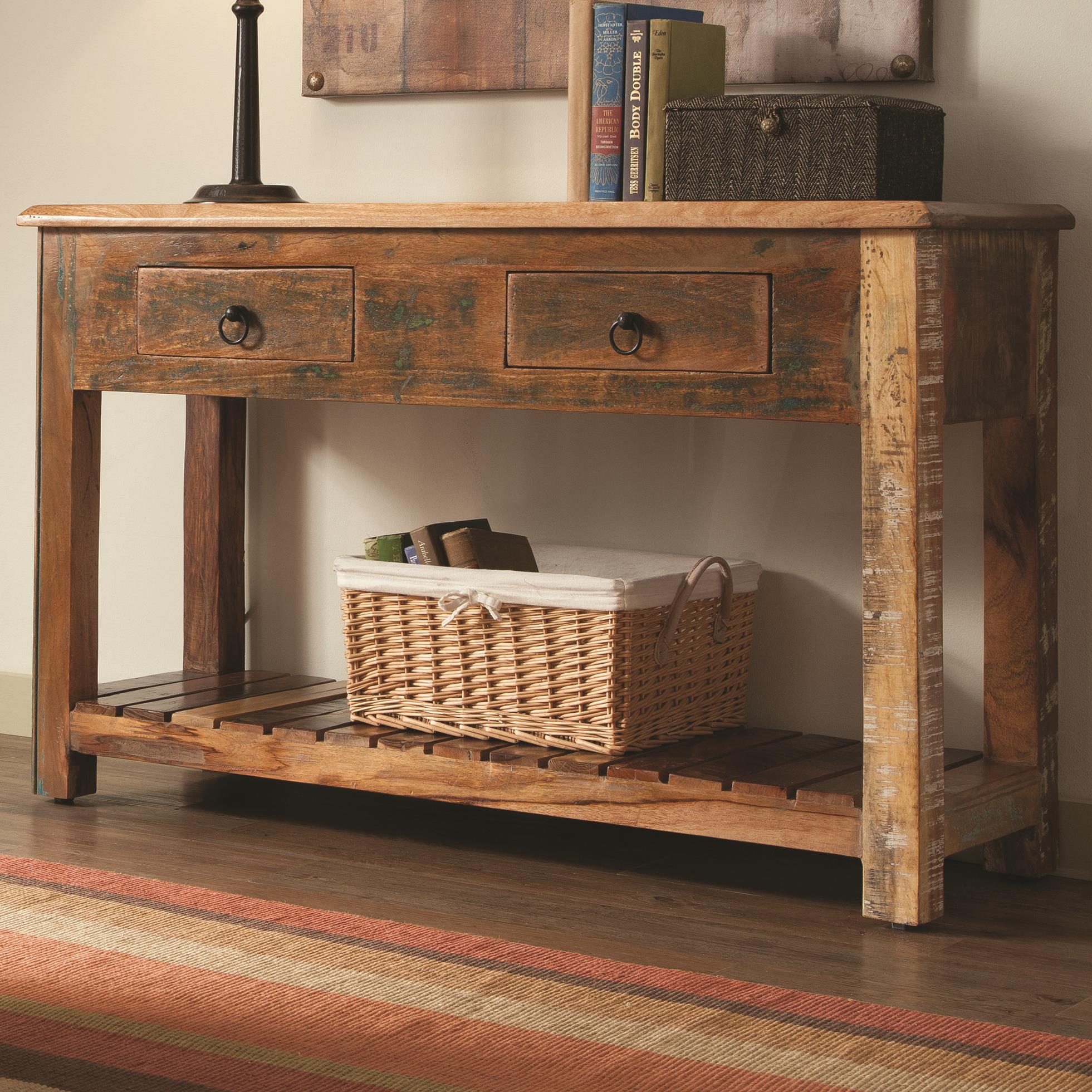 Coaster Accent Cabinets Console Table - Item Number: 950364