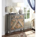 Coaster Accent Cabinets Rustic Accent Cabinet