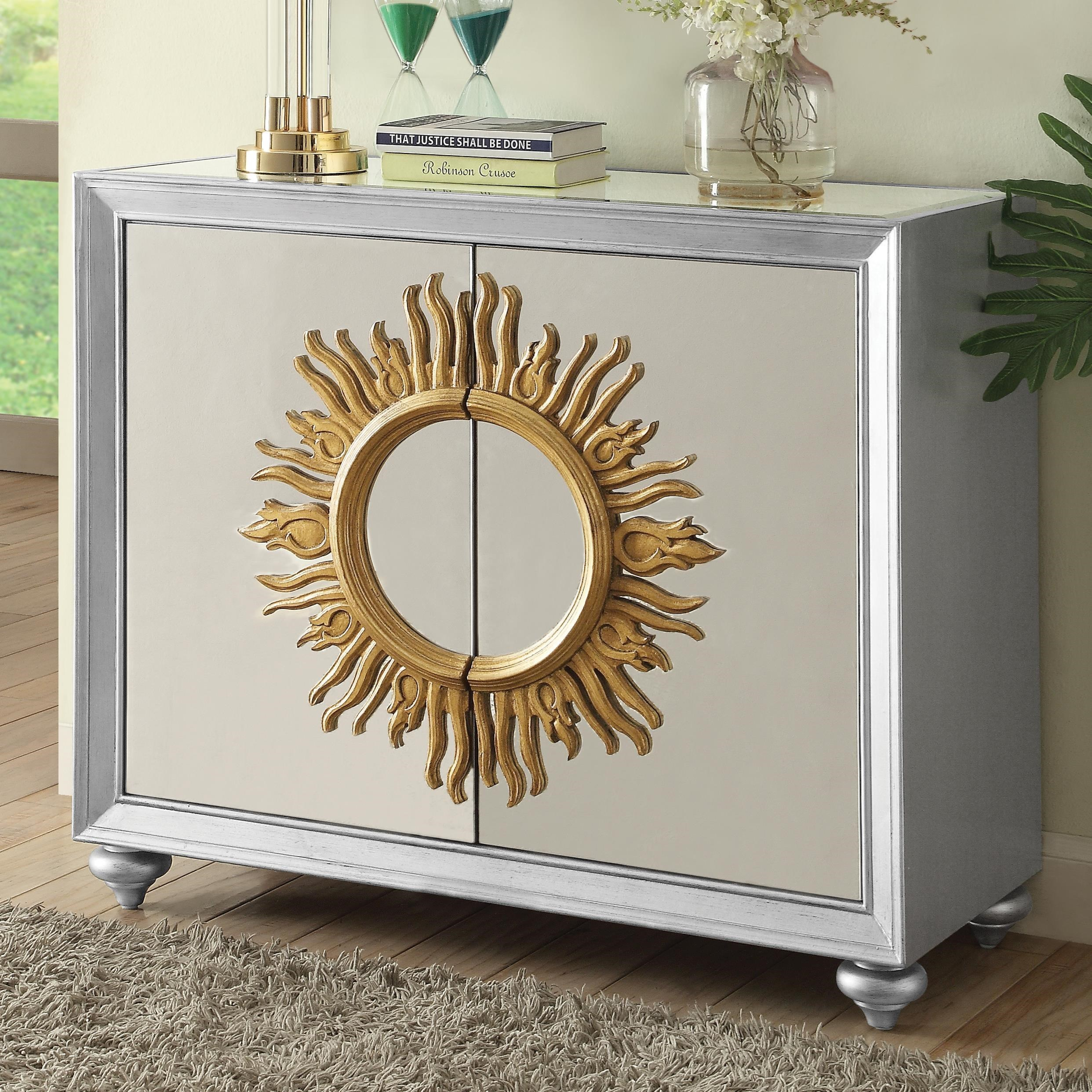 Coaster Accent Cabinets Accent Cabinet - Item Number: 950709