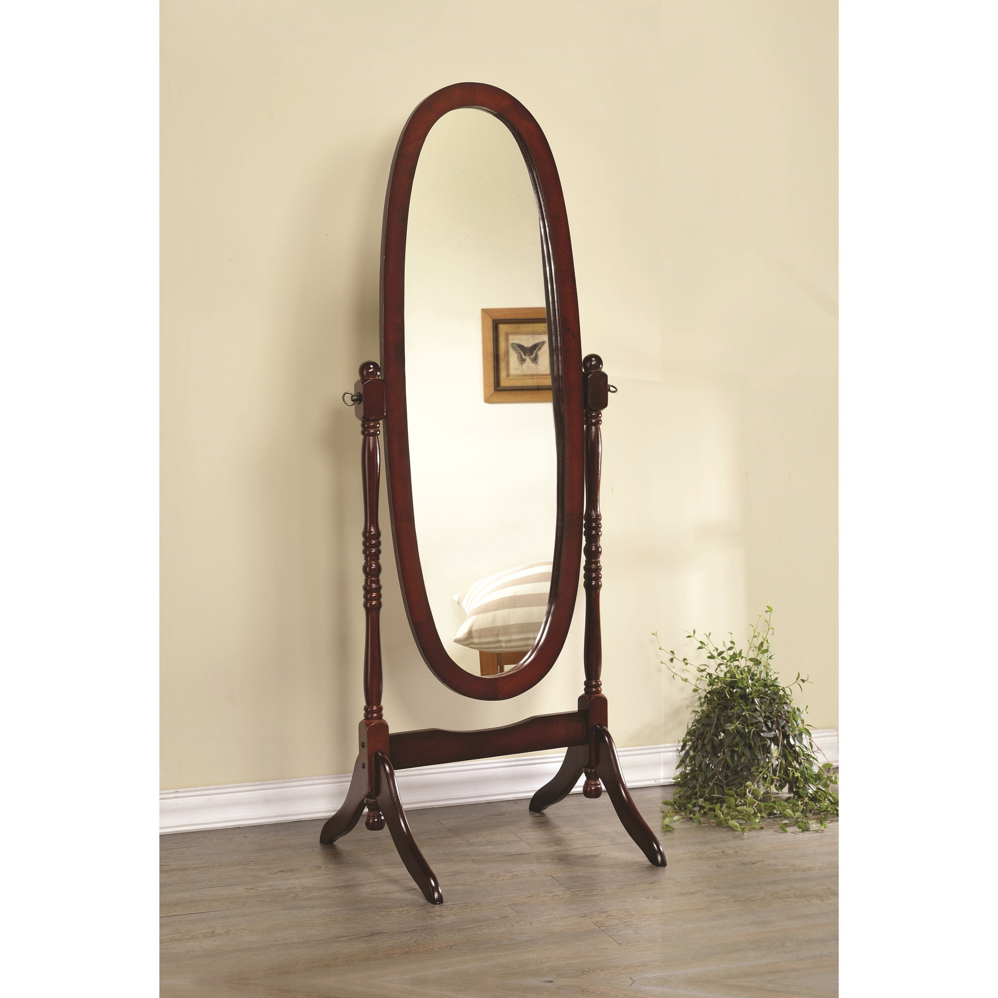 Coaster Accent Mirrors Cheval Mirror - Item Number: 3101