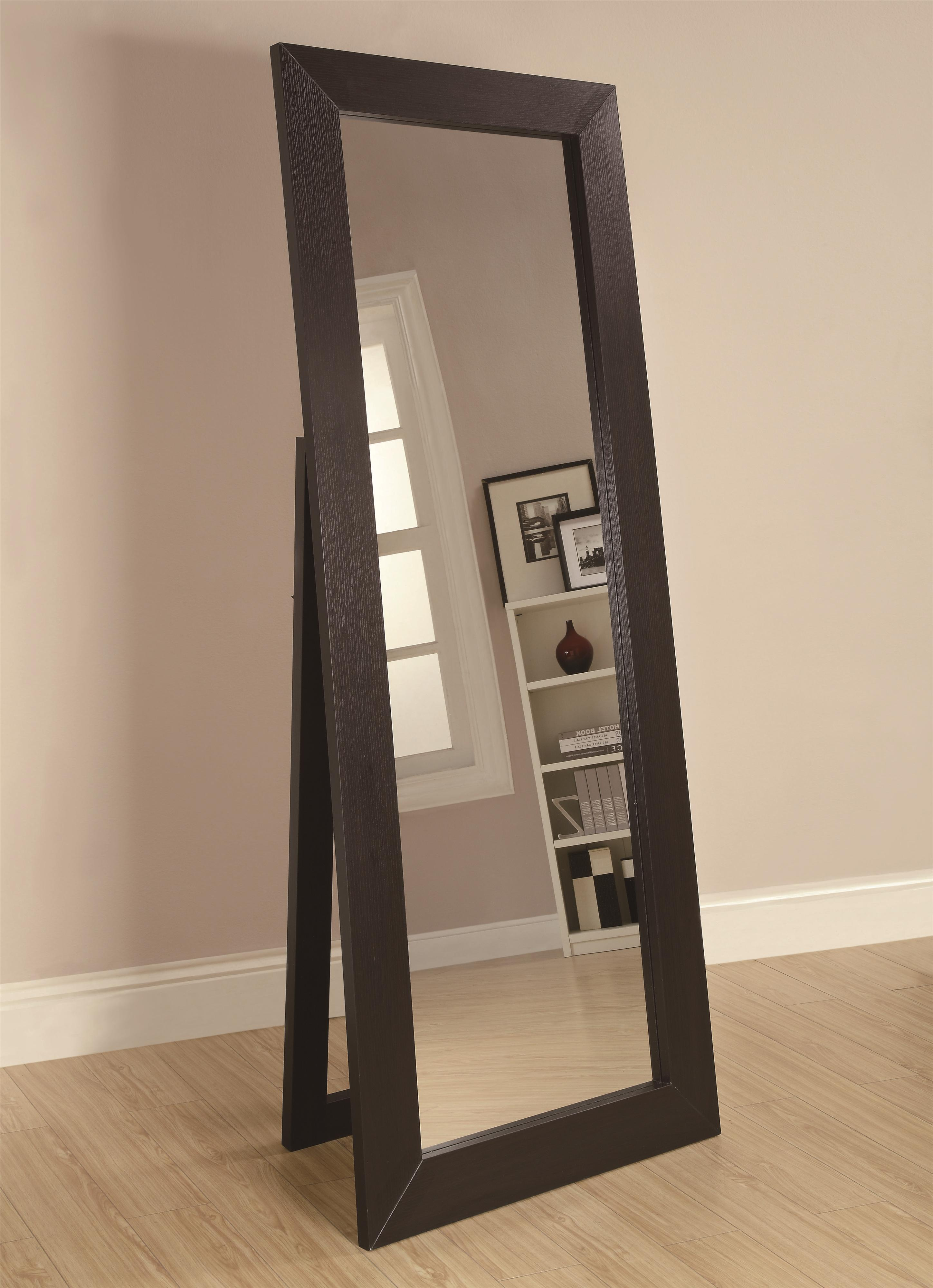 Coaster Accent Mirrors Floor Mirror - Item Number: 900453