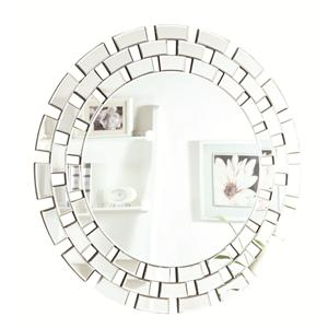 Coaster Accent Mirrors Round Wall Mirror