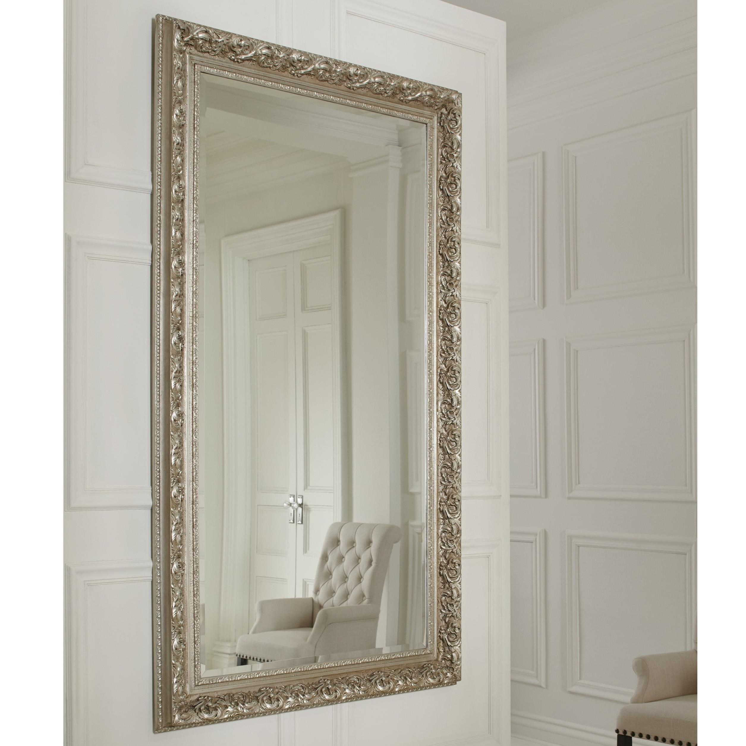 Coaster Accent Mirrors Framed Wall Mirror - Item Number: 903113