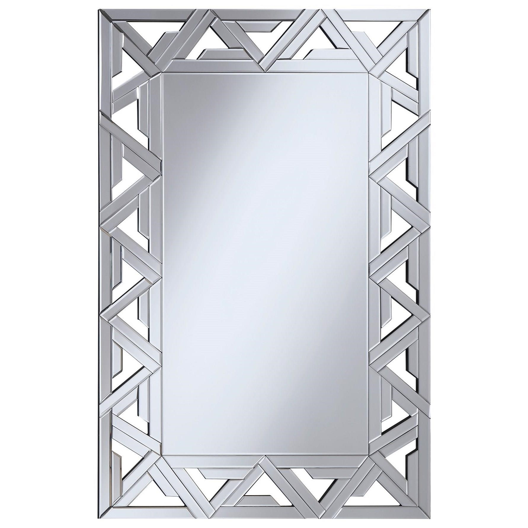 Accent Mirrors Wall Mirror by Coaster at Rife's Home Furniture