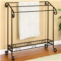 Coaster Accent Racks Towel Rack - Item Number: 900833