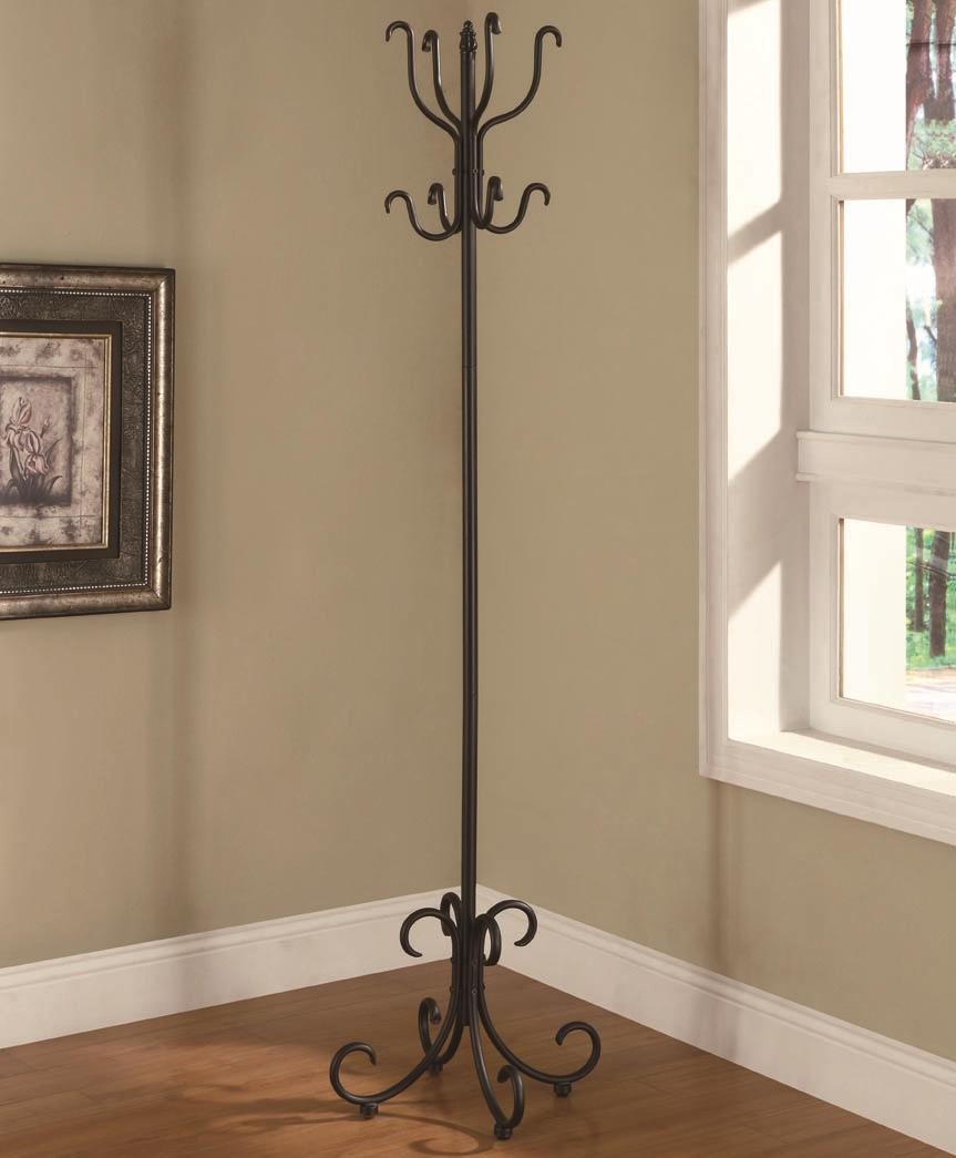 Coaster Accent Racks Metal Coat Rack - Item Number: 900863