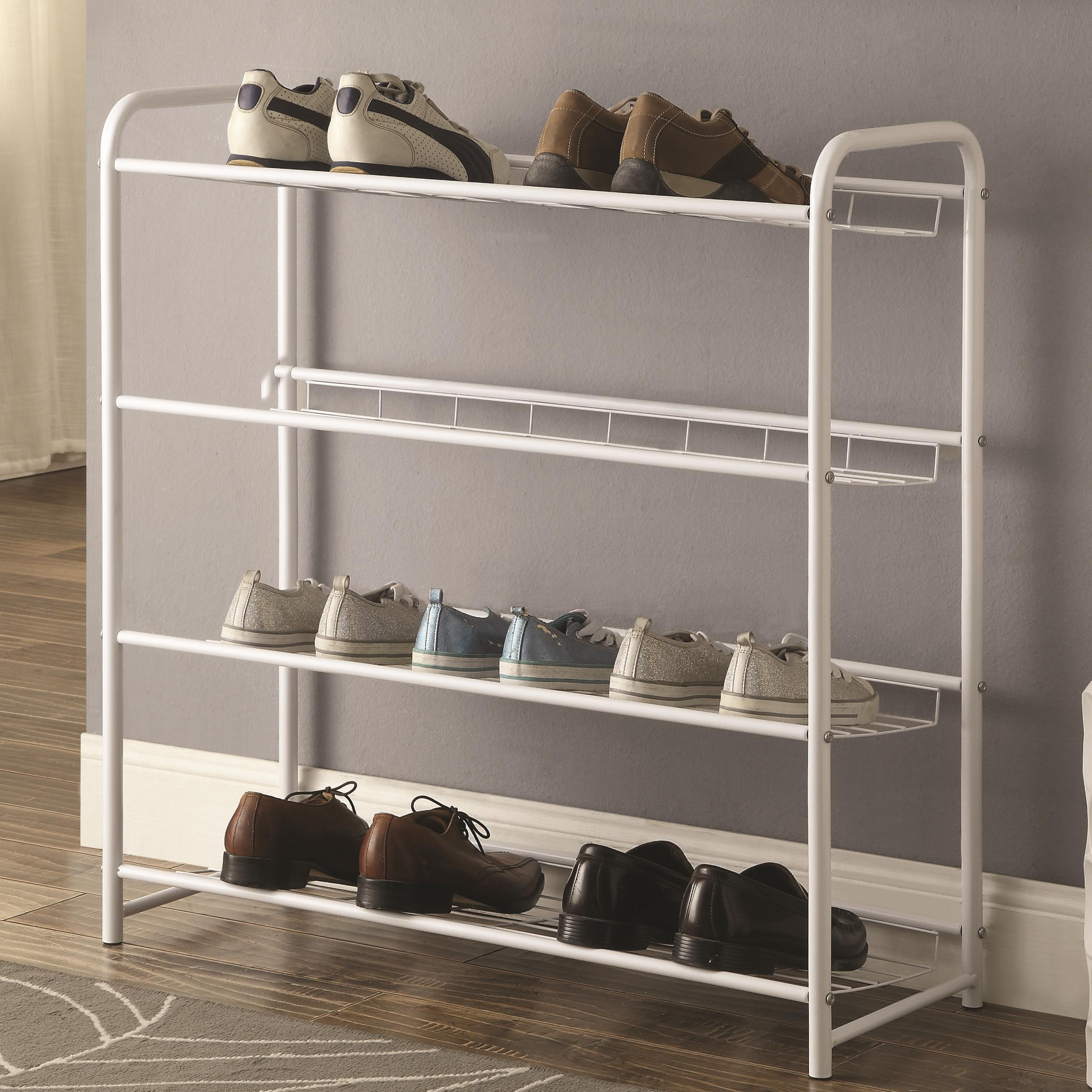 Coaster Accent Racks Shoe Rack - Item Number: 950017