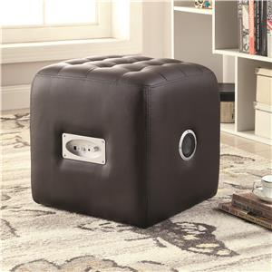 Coaster Accent Seating Ottoman