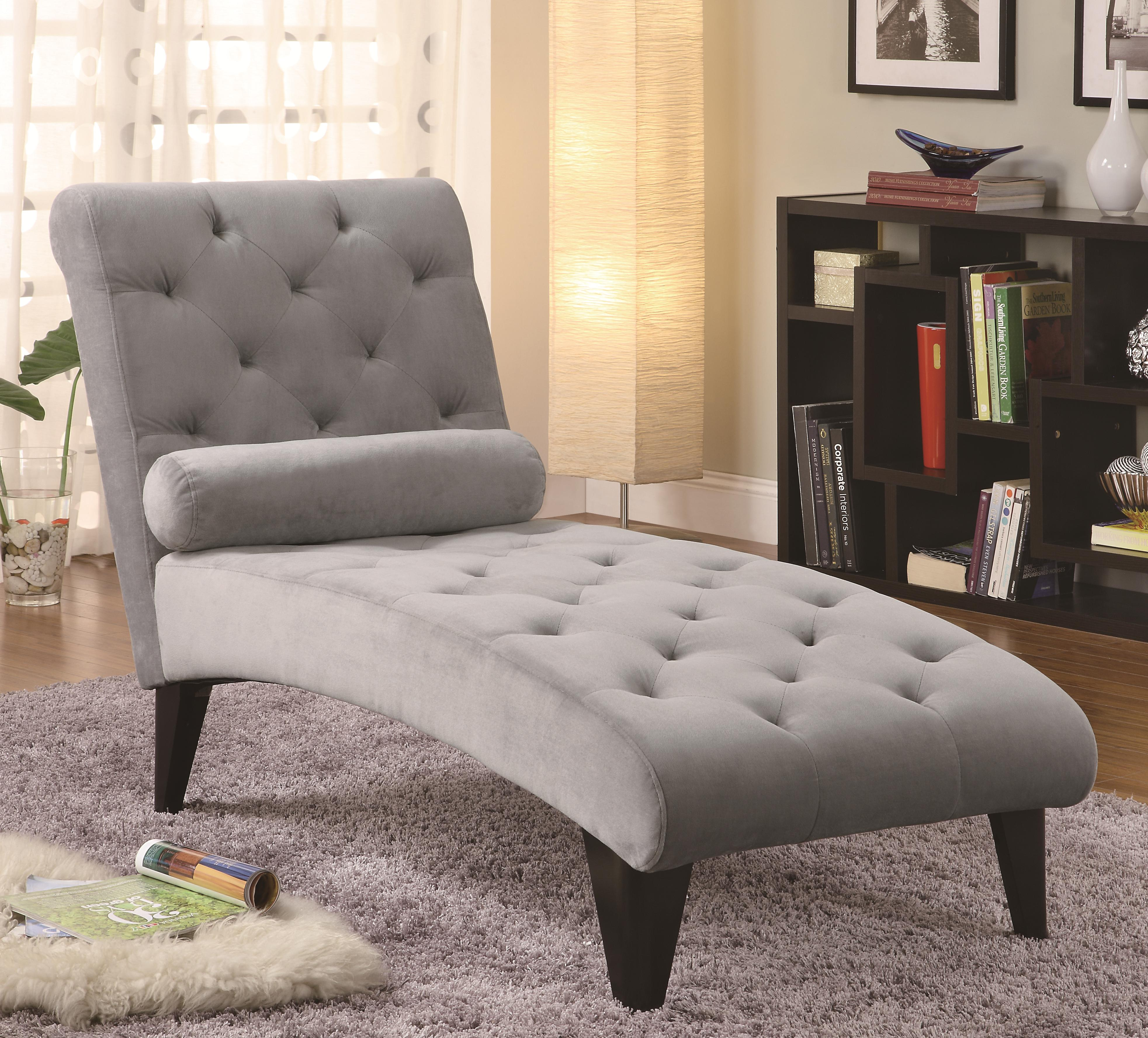 Coaster Accent Seating Chaise - Item Number: 550067
