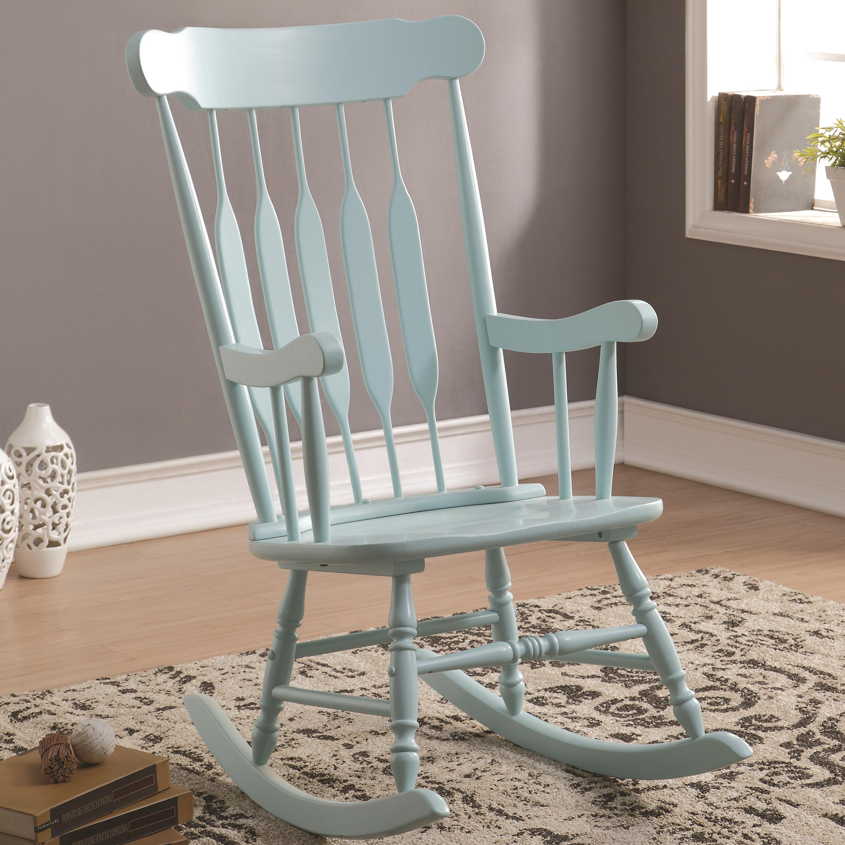 Coaster Accent Seating Rocking Chair - Item Number: 601496