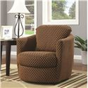 Coaster Accent Seating Swivel Chair - Item Number: 900405