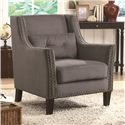 Coaster Accent Seating Accent Chair - Item Number: 902170