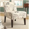 Coaster Accent Seating Accent Seating Chair - Item Number: 902192