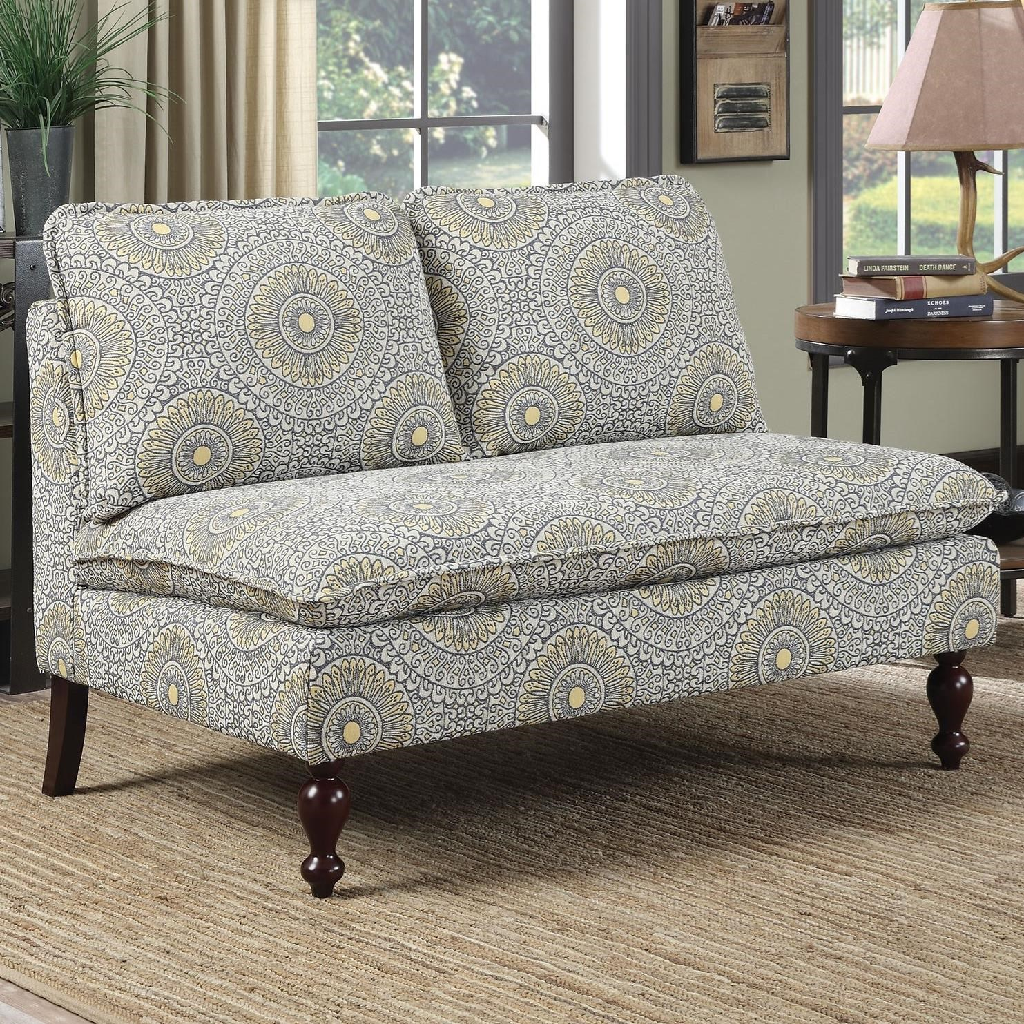 Coaster Accent Seating Settee - Item Number: 902484
