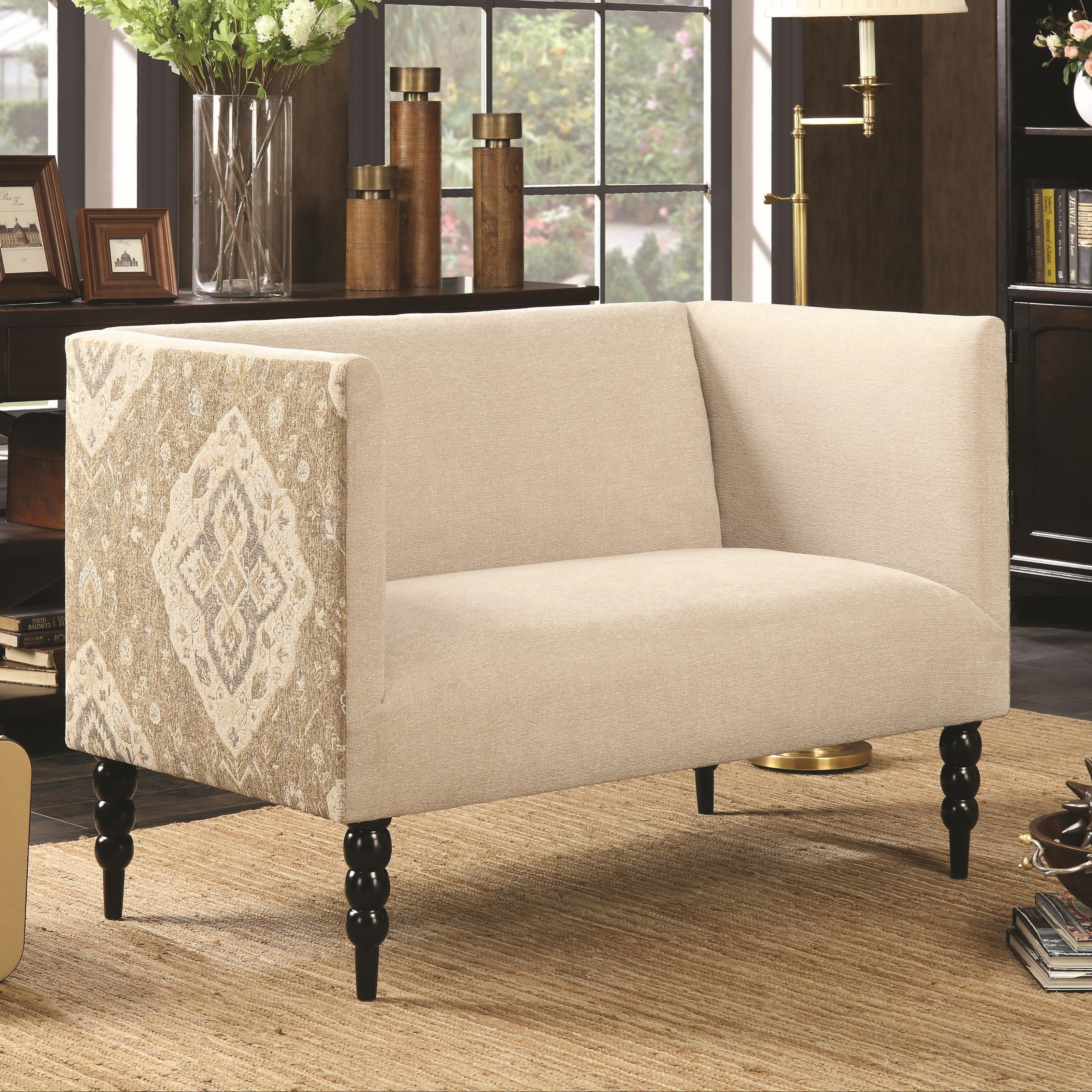 Coaster Accent Seating Settee - Item Number: 902728