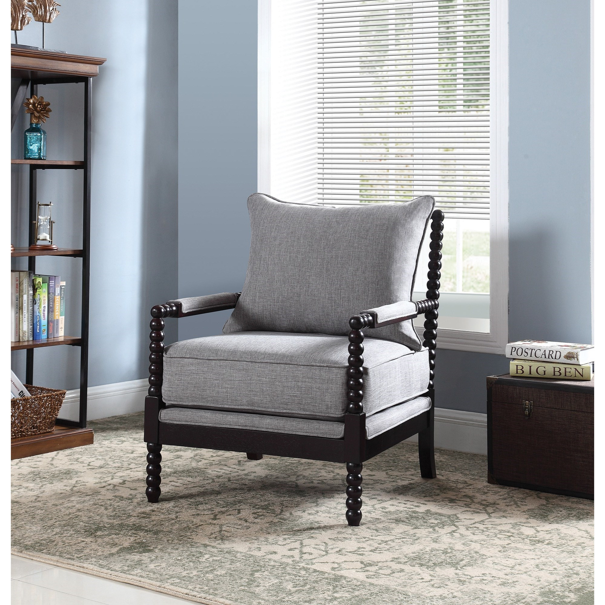 Coaster Furniture Pittsburgh Accent Chair: Coaster Accent Seating 903824 Accent Chair With Beaded