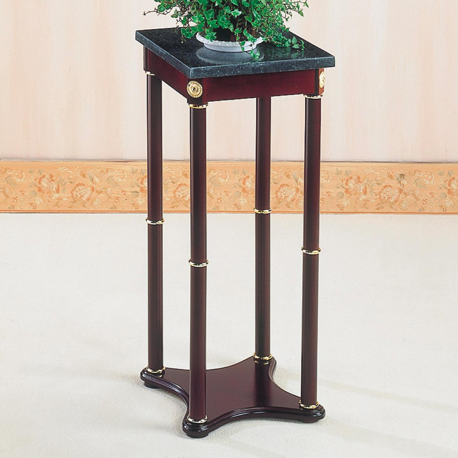 Accent Stands Square Plant Stand by Coaster at Northeast Factory Direct