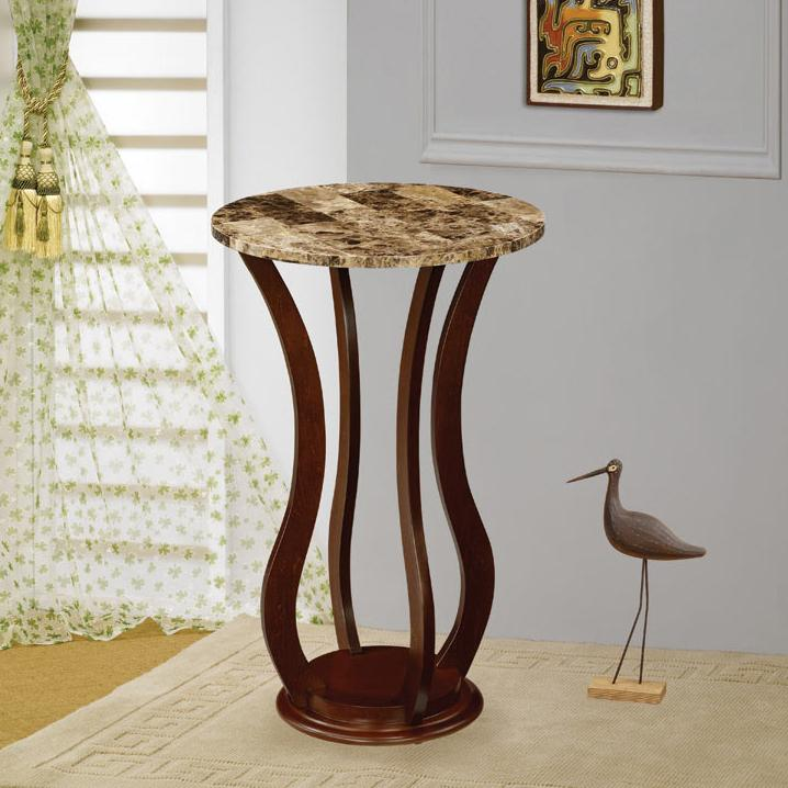 Accent Stands Round Plant Stand by Coaster at A1 Furniture & Mattress