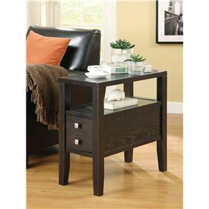 Coaster Accent Tables Chairside Table