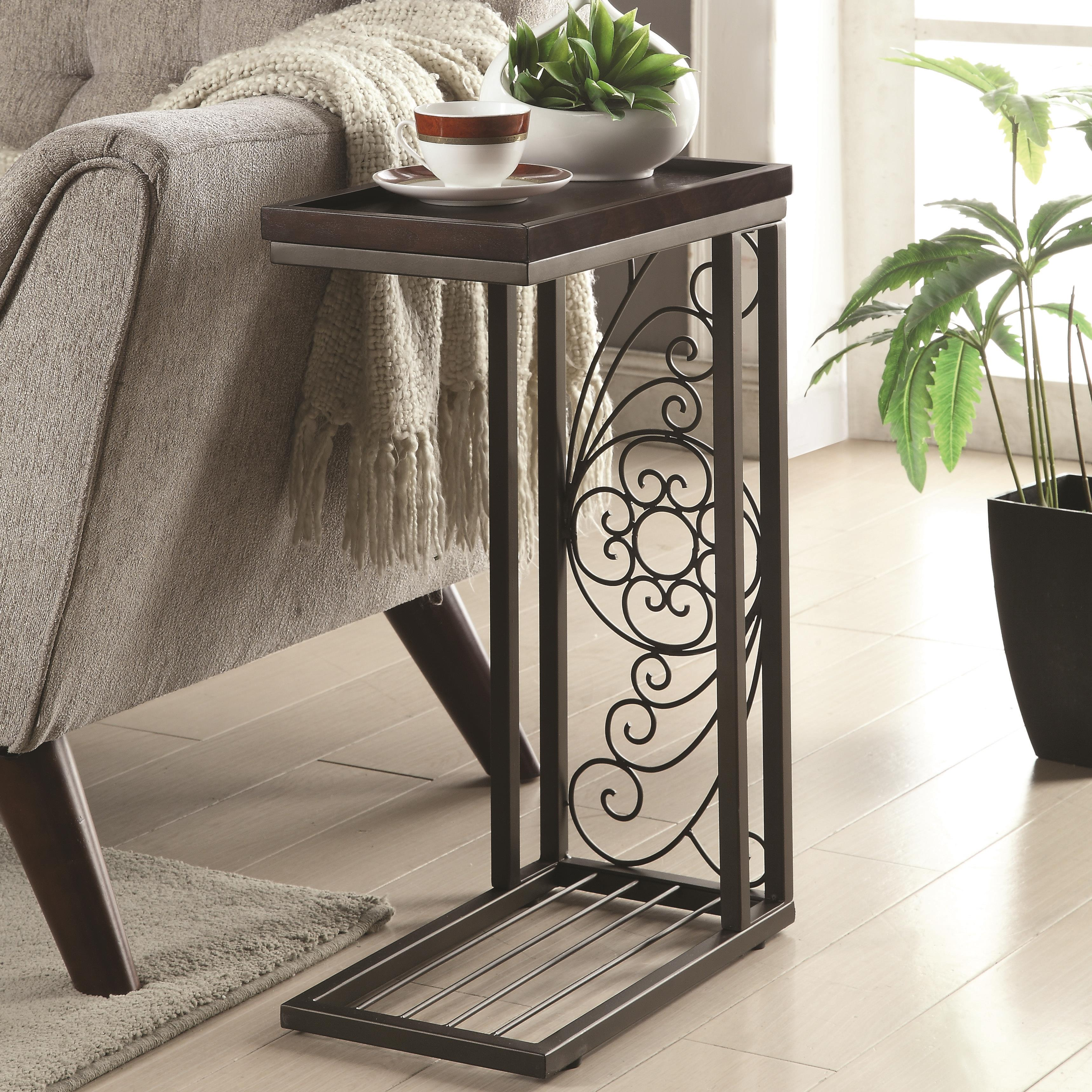 Coaster Accent Tables Snack Table - Item Number: 901948