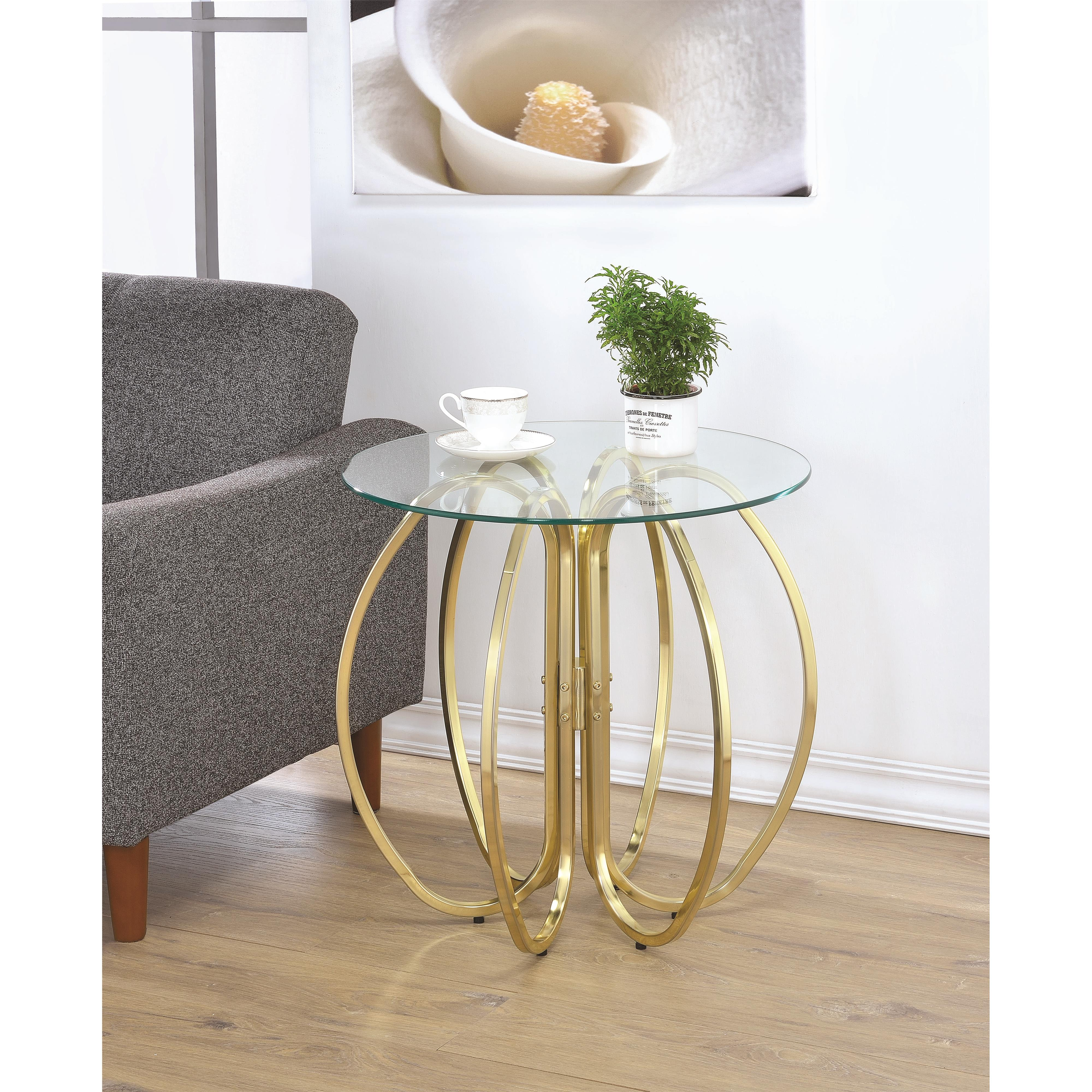 Coaster Accent Tables Accent Table - Item Number: 902632