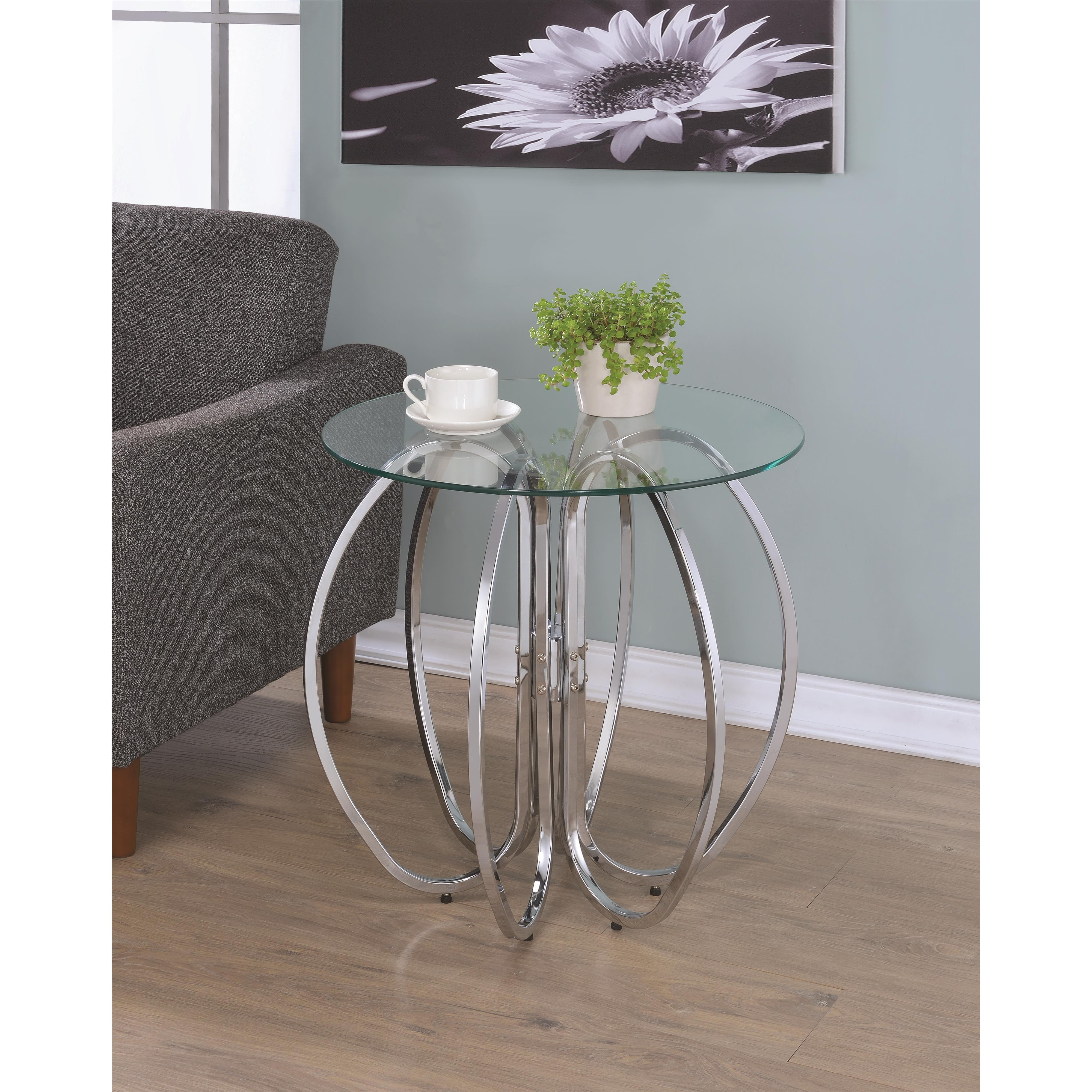 Coaster Accent Tables Accent Table - Item Number: 902633