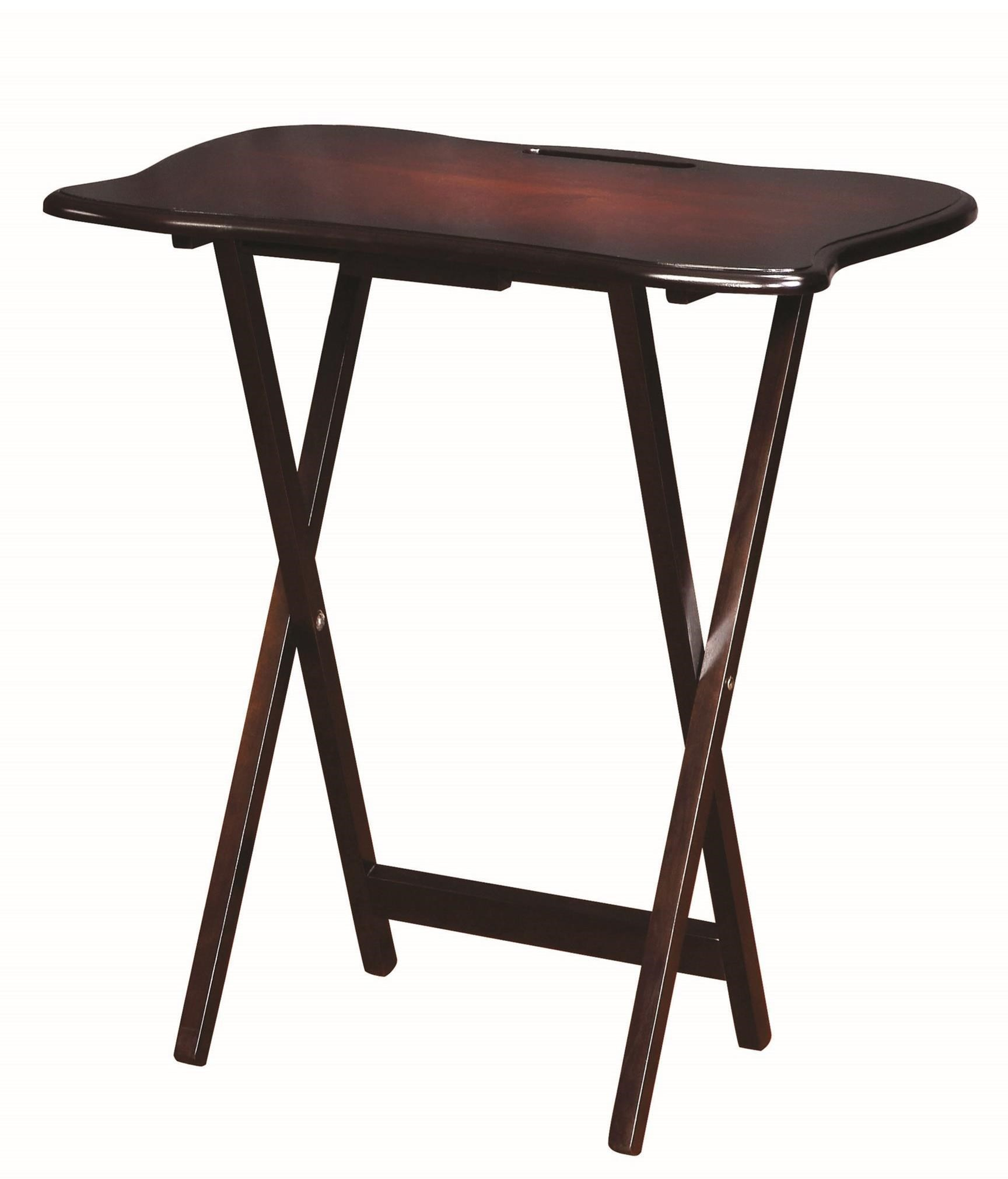 Coaster Accent Tables Tray Table - Item Number: 902716
