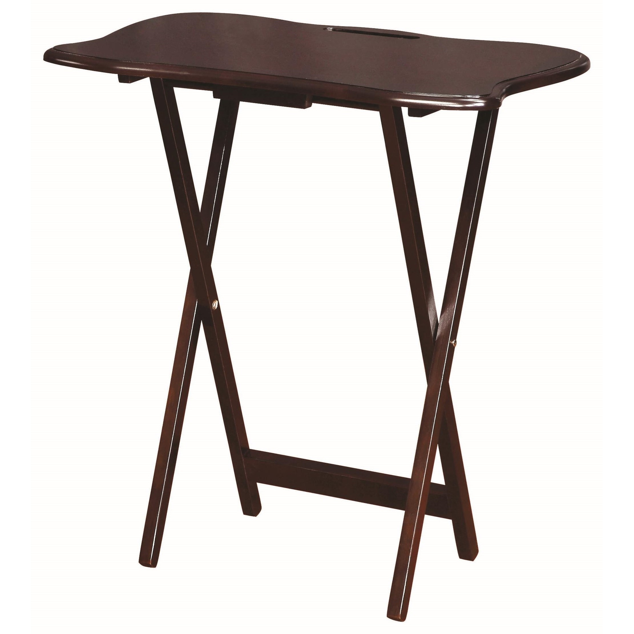 Coaster Accent Tables Tray Table - Item Number: 902717