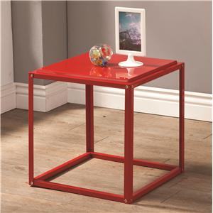 Coaster Accent Tables Stackable Accent Table