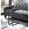 Coaster Accent Tables Industrial Black Accent Table