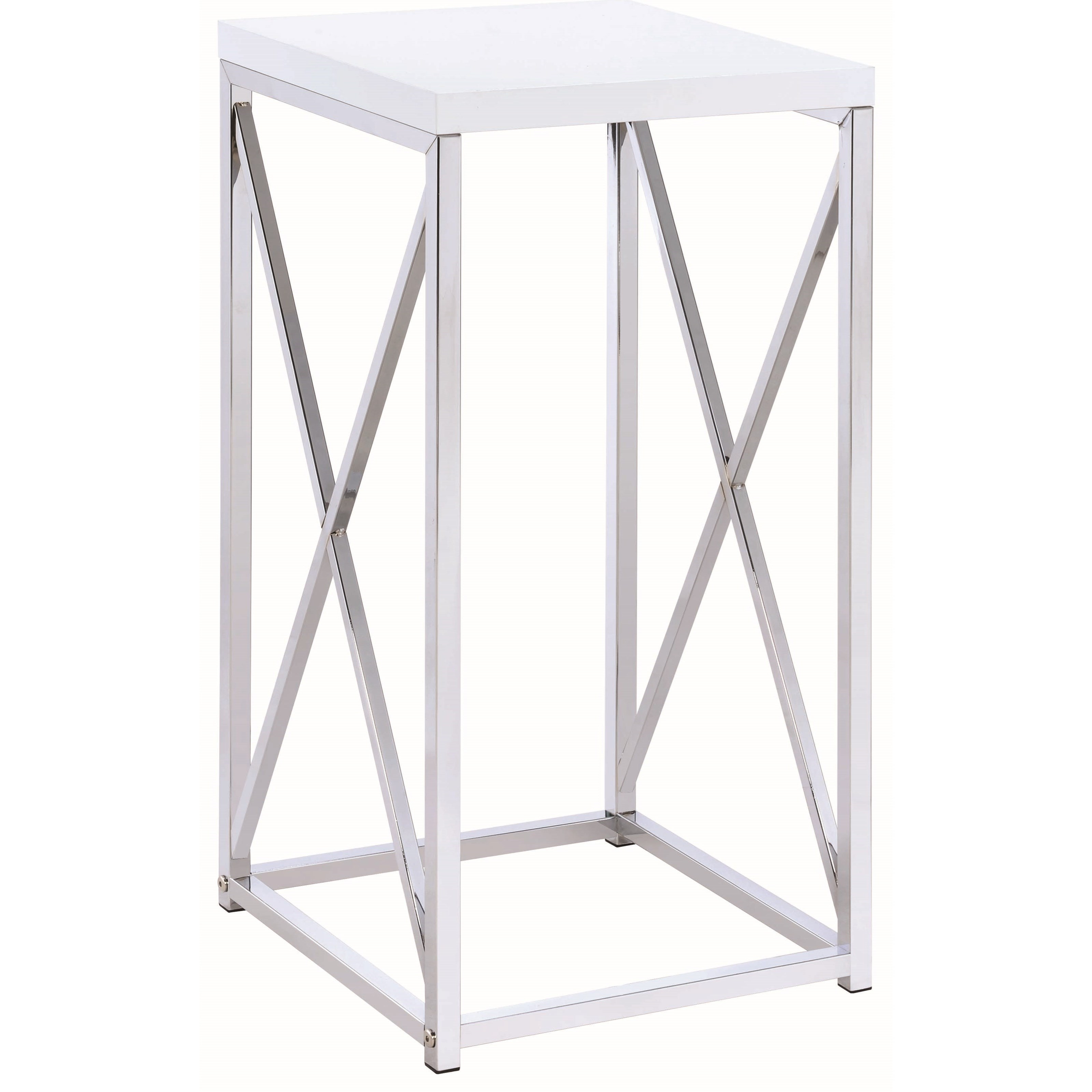 Accent Tables Accent Table by Coaster at A1 Furniture & Mattress