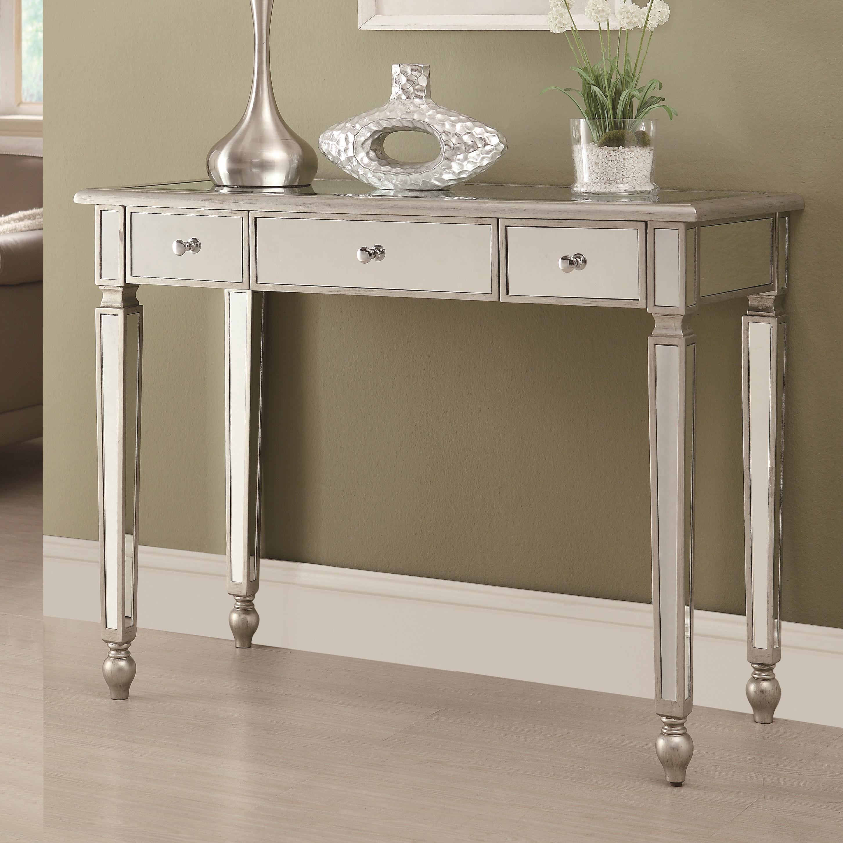 Coaster Accent Tables Console Table - Item Number: 950014