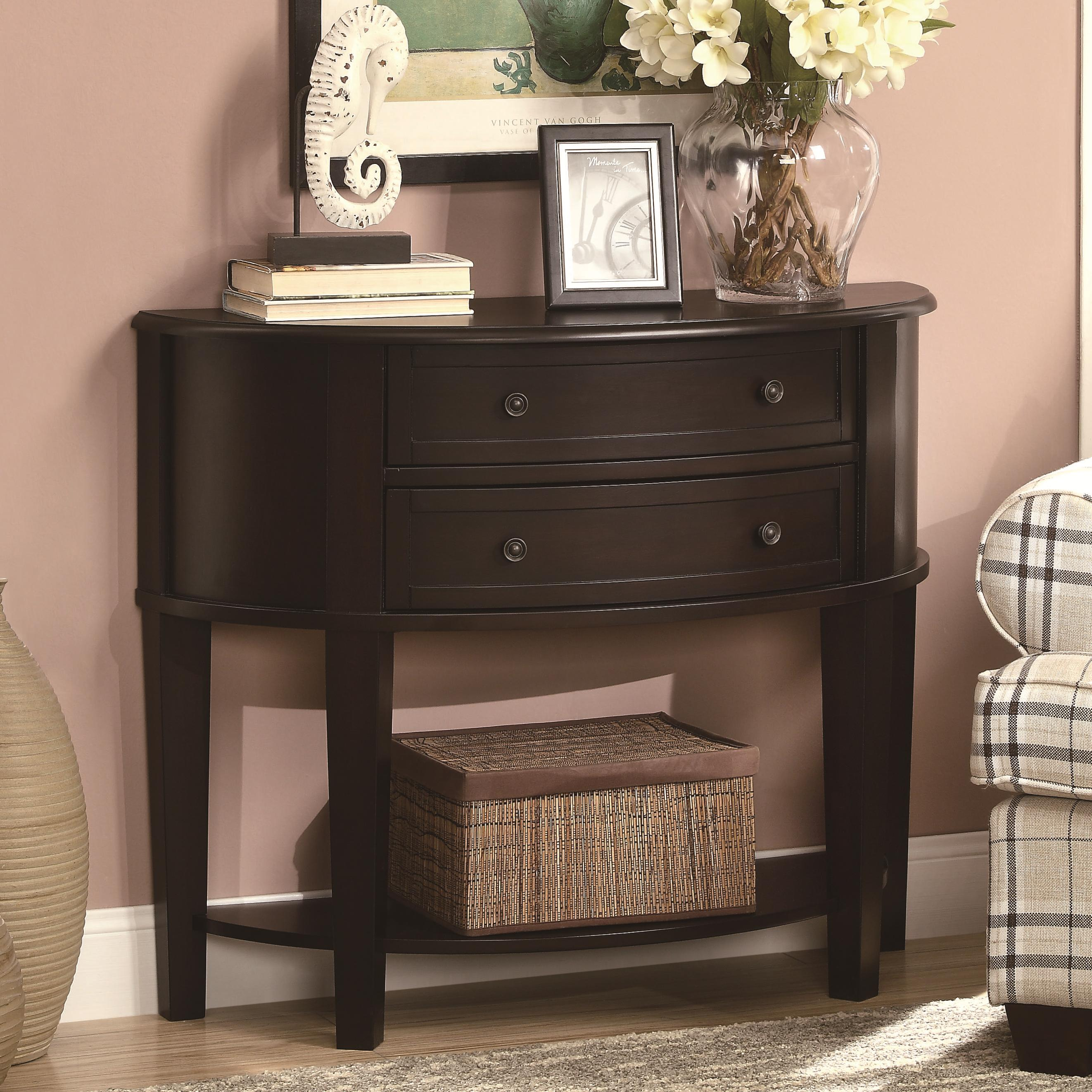 Coaster Accent Tables Entry Table - Item Number: 950156
