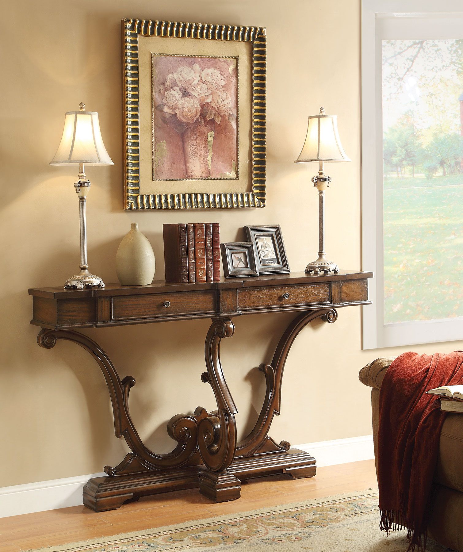 Coaster Accent Tables Console Table - Item Number: 950585