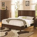Coaster Addley King Low Profile Bed - Item Number: 202451KE