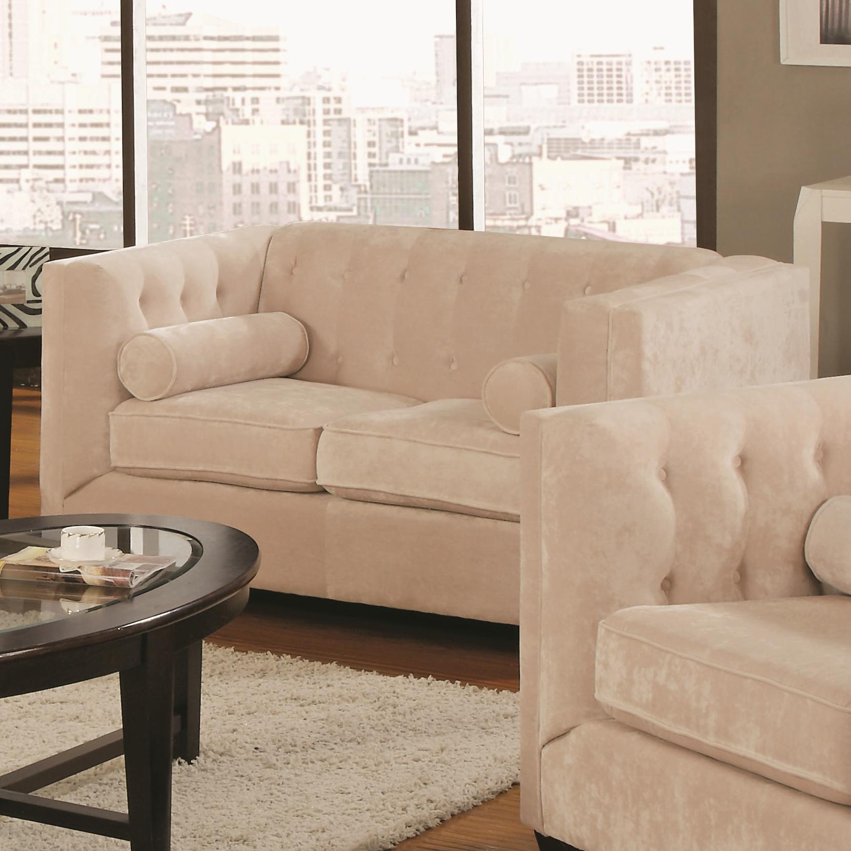Coaster Alexis Loveseat - Item Number: 504392