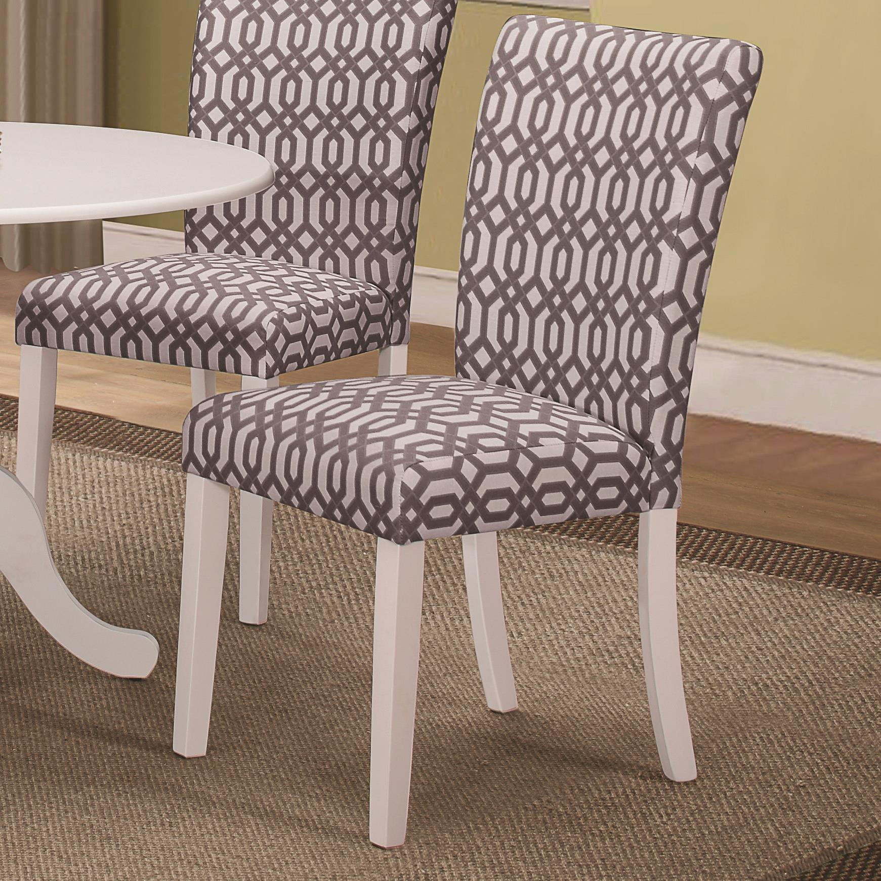 Coaster Allston Dining Chair - Item Number: 106642