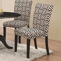 Coaster Allston Dining Chair - Item Number: 106762