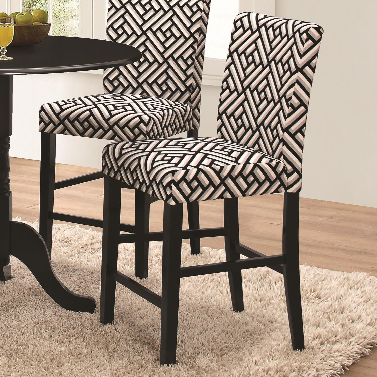 Coaster Allston Counter Height Chair - Item Number: 106769