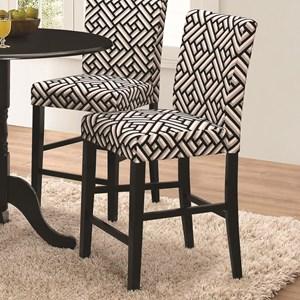 Coaster Allston Counter Height Chair