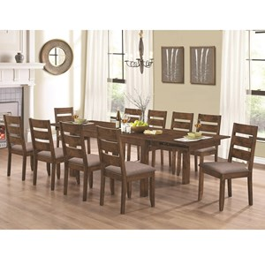 Coaster Alston Table and Chair Set