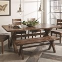 Coaster Alston Dining Table - Item Number: 121181